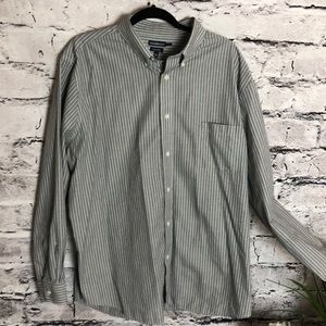Croft & Borrow Men's Long Sleeve Dress Shirt